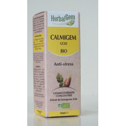 Calmigem 50 ml complexe de bourgeons concentrés anti-stress
