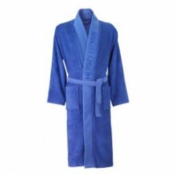 Peignoir Homme PLAIN Bleu Touareg