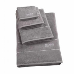 Serviette éponge PLAIN ANTHRACITE