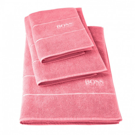 Serviette éponge PLAIN Tea Rose