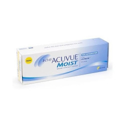 LENTILLES JOURNALIERES ONE DAY ACUVUE MOIST FOR ASTIGMATISM 30L