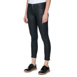 Pantalon Paloma Craquelé noir Kañopé 5378*