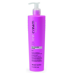 masque anti jaune inebrya 300 ml