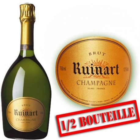 "CHAMPAGNE Ruinart - Brut ""R"" Coffret"
