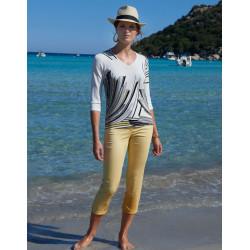Sweat - shirt fantaisie Christine Laure