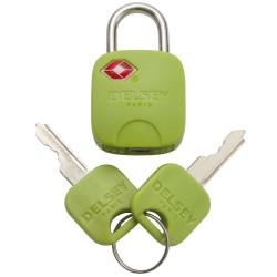 Cadenas a clef TSA Delsey