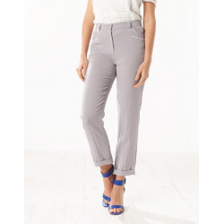 pantalon a galons Christine Laure Espace Mode Du Coteau Roanne