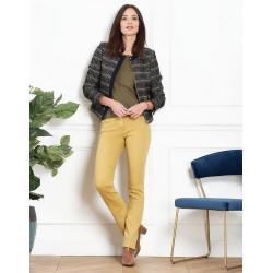 Pantalon Ocre Christine Laure Espace Mode du Coteau