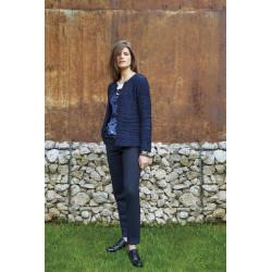 Gilet Christine Laure Espace Mode Du Coteau Roanne
