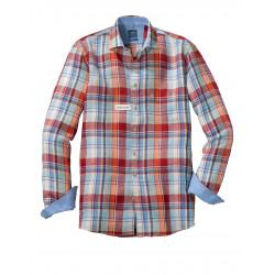 Chemise Casual Olymp 4054/34/35 Rouge en vente dans la boutique MENS de Roanne