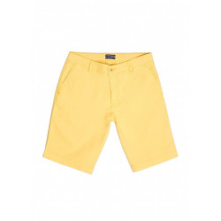 Bermuda Doug Jaune Saint James en vente dans la boutique MENS de Roanne