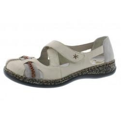 Chaussure Femme Sandale RIEKER Antistress