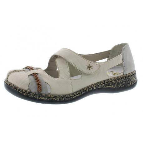 Chaussures sandale Femme Rieker collection été Espace Mode Du Coteau