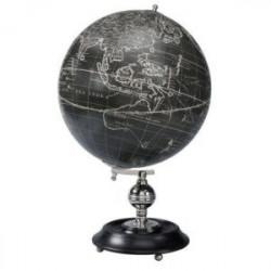 Globe 1745 Vaugondy Noir
