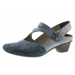 chaussure Rieker escarpin Espace mode du coteau Roanne