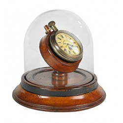 Horloge dôme victorienne