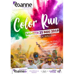 "Course ""Color Run"" 2019"