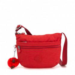 Arto S Active red Kipling-Maroquinerie Quey Charlieu