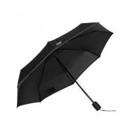 Parapluie pliant beau Nuage L'Original Noir Immuable Maroquinerie Quey Charlieu