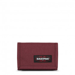 Portefeuille Eastpak Crew Single 23S Crafty Wine Maroquinerie Quey Charlieu