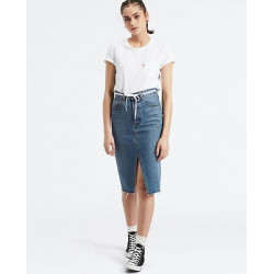 levi.com/ Deconstructed Mini-Skirt
