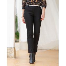 Pantalon effet huilé Christine Laure ref B2072 Espace Mode Du Coteau Roanne