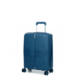 Valise 4 roues Samsonite 125922*1686 Darts Perol Blue - Maroquinerie Quey Charlieu