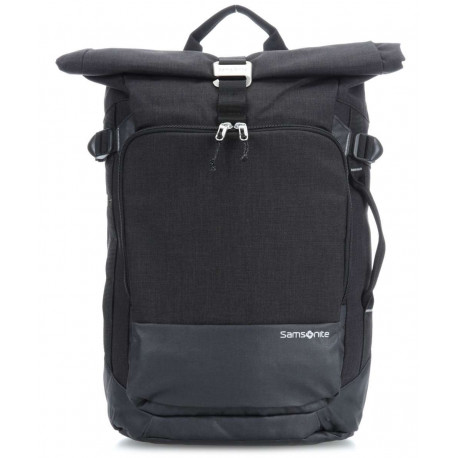 Sac à dos ordinateur Samsonite 116878*1041 Ziproll Black