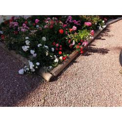 gravillon rose rouge concassé (porphyre 6.3/10 mm)