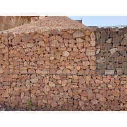 pierre à gabion