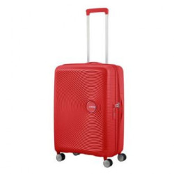 Valise 4 roues American Tourister Soundbox 88473*1226 Rouge-Maroquinerie Quey Charlieu