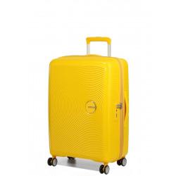 Valise 4 roues American Tourister Soundbox 88473*1371 Jaune-Maroquinerie Quey Charlieu