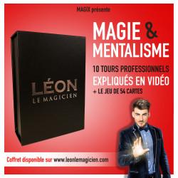 Coffret de Magie Léon le Magicien