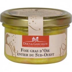 Foie gras d'oie entier du Sud Ouest