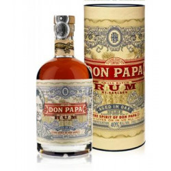 DON PAPA - 7 Ans - Philippines - Rhum de Tradition anglaise