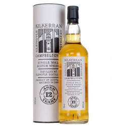 KILKERRAN - 12 Ans - Campbeltown Scotch Whisky