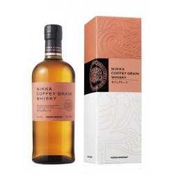 NIKKA COFFEY GRAIN - Single Grain Japanese Whisky