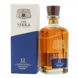 NIKKA - 12 ans The Nikka - Blended Japanese Whisky