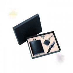 Coffret Flasque + Sommelier