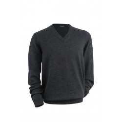 Pull col V Galaxie II Anthracite