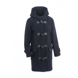 Duffle-coat Arctique Navy