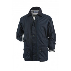 Veste déperlante St Didier Navy Saint James