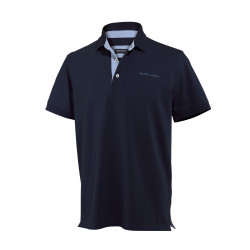Polo manches courtes Moby II Navy
