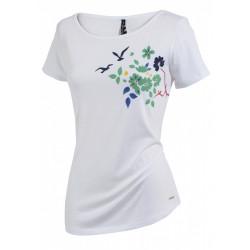 T-Shirt Léa blanc fantaisie