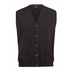 Gilet sans manche Olymp anthracite 0150/55/69