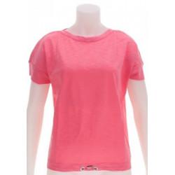T-shirt Abygael Néon (rose)