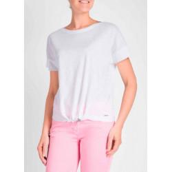 T-shirt Abygael Blanc