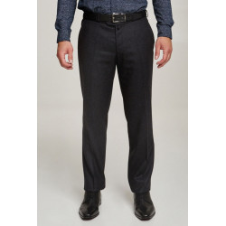 Pantalon ville Madrid 2552 20 anthracite