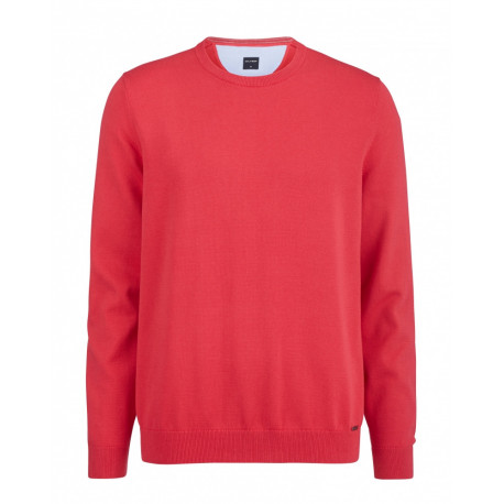 Pull coton Olymp Casual 0160/11/34 rouille