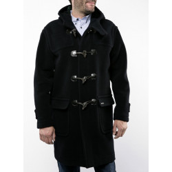 Duffle-coat Antarctique II Navy